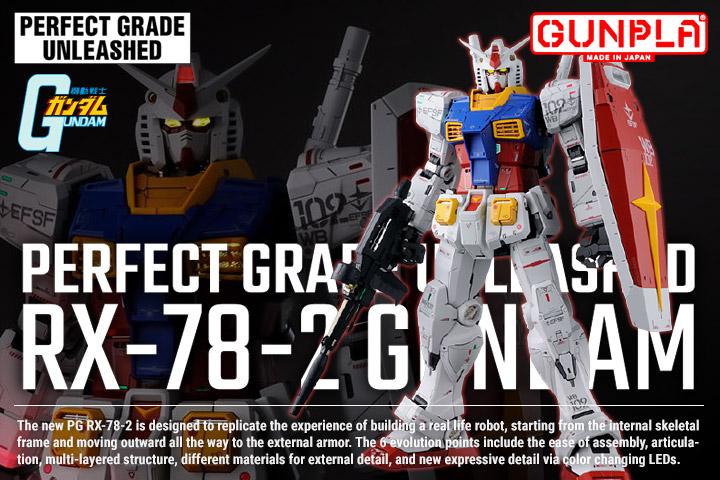Shop PG Unleashed Gundam