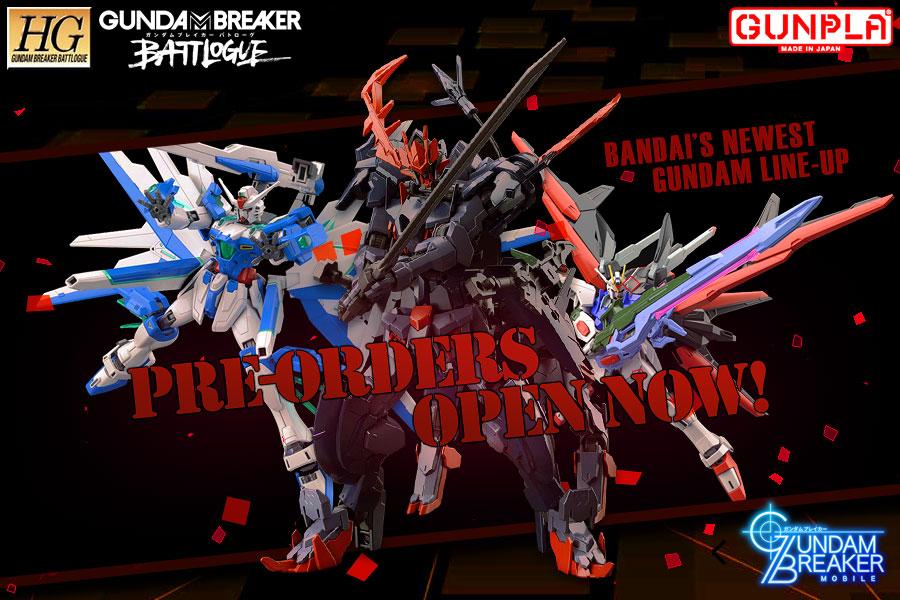 Shop Gundam Breaker Battlogue Project