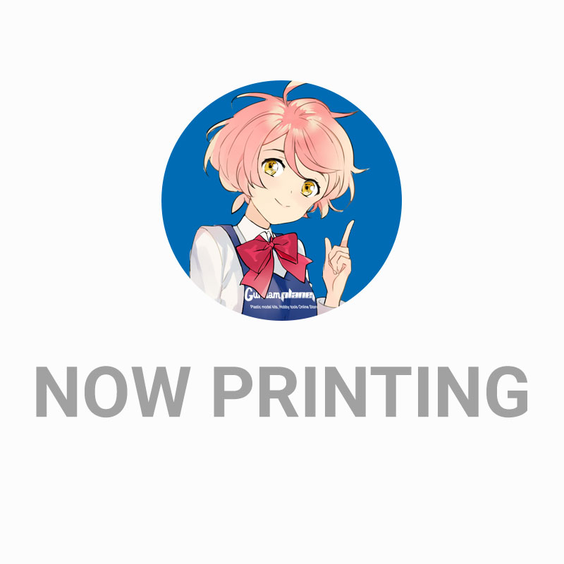SD Gundam Cross Silhouette Zaku II Char Custom / Hello Kitty Set