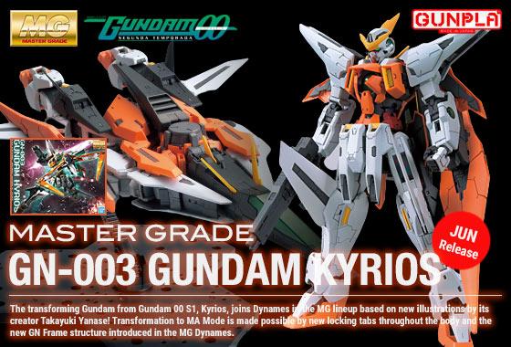 Shop MG Gundam Kyrios