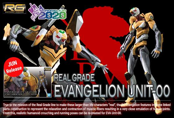 Shop RG Evangelion Unit-00