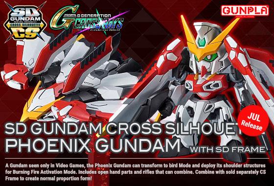 Shop SDCS Phoenix Gundam