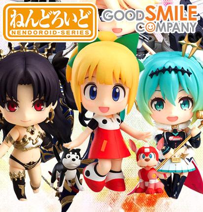 Go To Figurise & Nendoroid