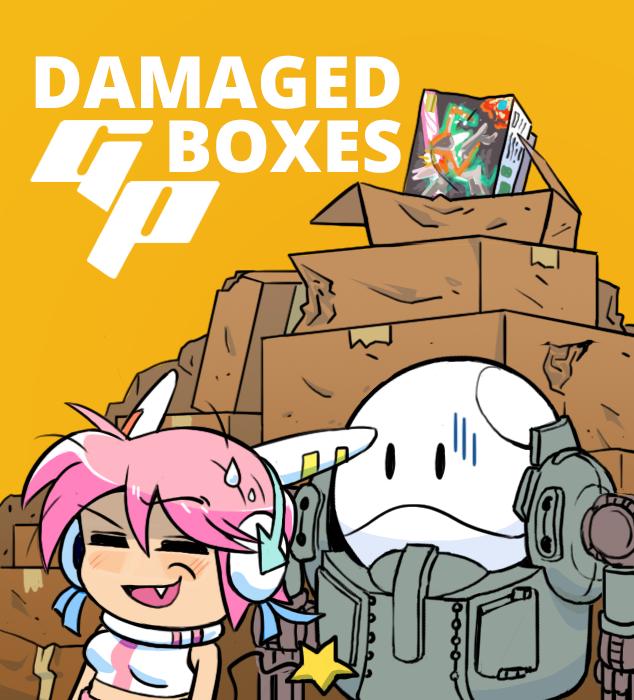 Damaged Box Section