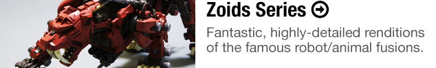 Zoids Models