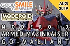 Moderoid Armed Mazinkaiser Go Valiant