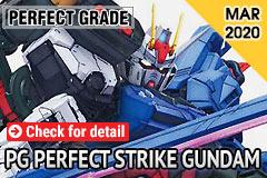 Pre-order PG Perfect Strike Gundam