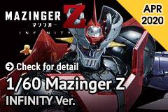 Pre-order Big Mazinger Z