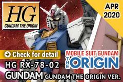 Pre-order HG RX-78-02 Gundam