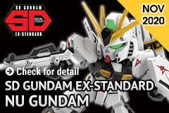 Pre-order SDEX Nu Gundam