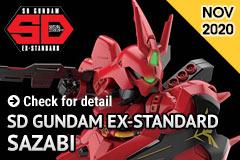 Pre-order SDEX Sazabi
