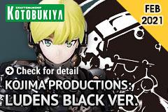 Pre-order Kojima Productions: Ludens Black Ver.