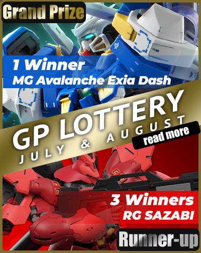 Apply GP Lottery Promotion