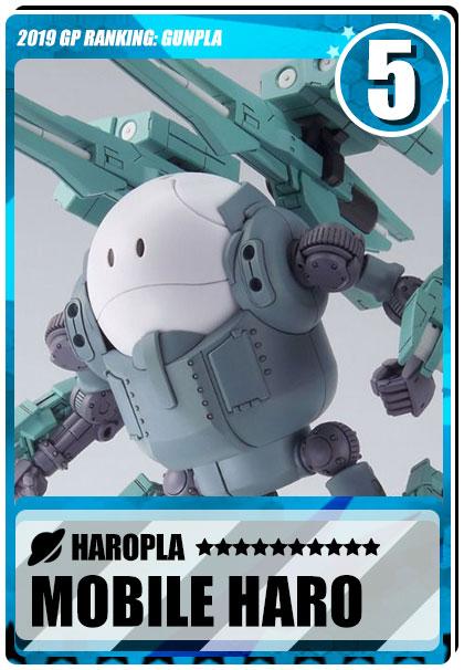 2019 Gundam Planet Top Sales - Haropla Mobile Haro