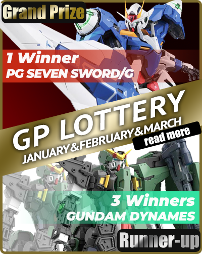 Apply GP Lottery Promotion