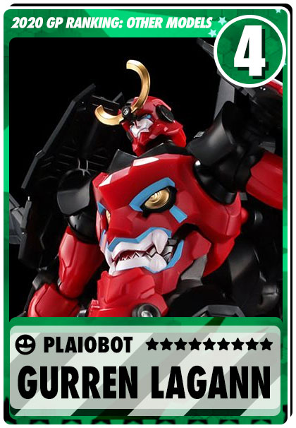2019 Gundam Planet Top Sales - Plaiobot Gurren Lagann