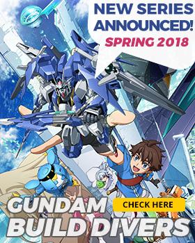 Get Gundam Build Divers Items