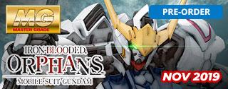 Get MG Gundam Barbatos
