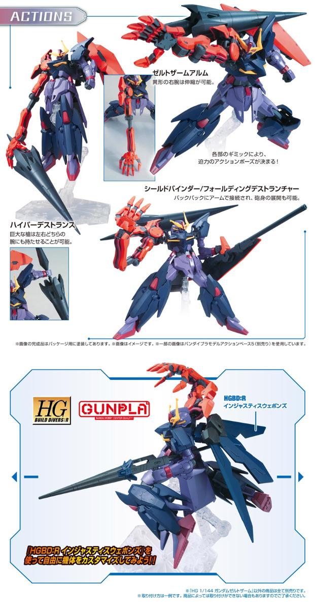 HGBD:R Gundam Seltsam