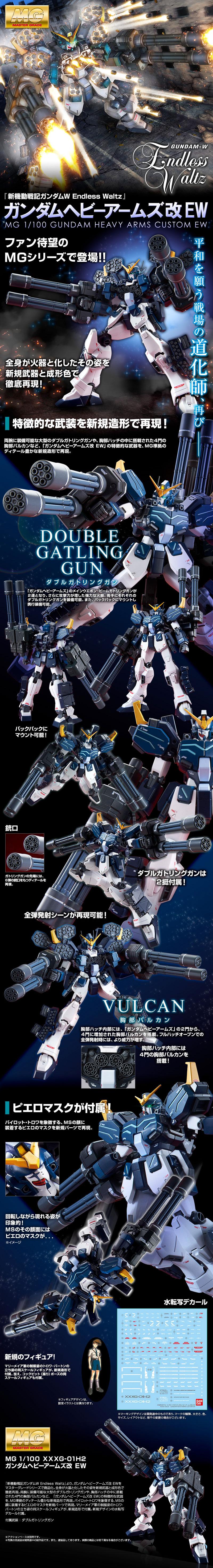 MG Heavyarms Custom