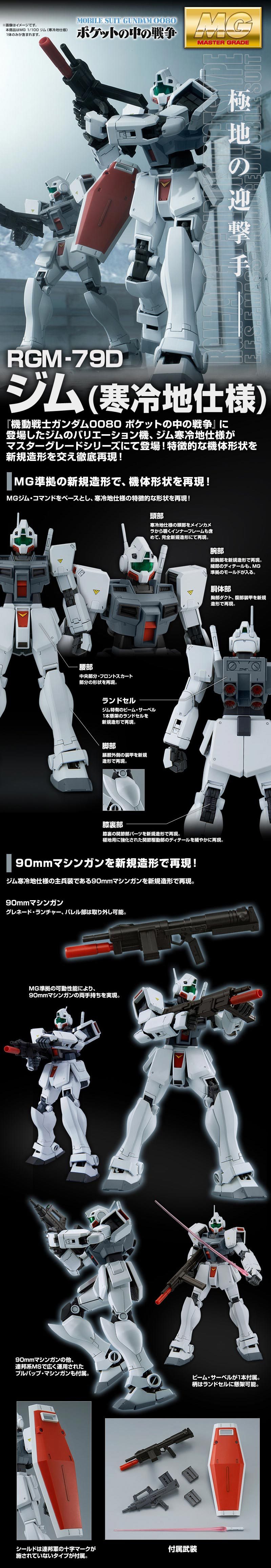MG GM Cold Districts Details